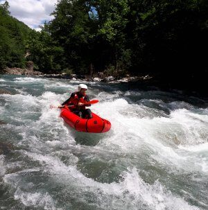 Packrafting-Extreme