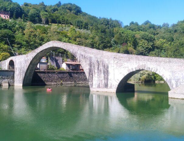 Packrafting Ponte del Diavolo